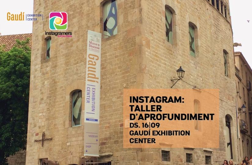 Un taller d'aprofundiment a Instagram en un entorninspirador